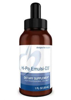 Hi-Po Emulsi-D3 1 oz. Liquid