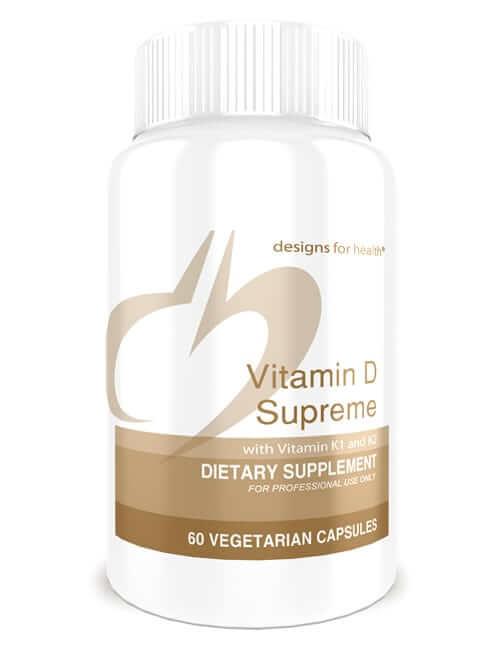 Vitamin D Supreme