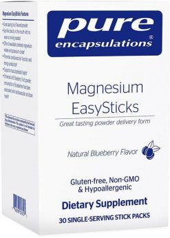 Magnesium EasySticks by Pure Encapsulations