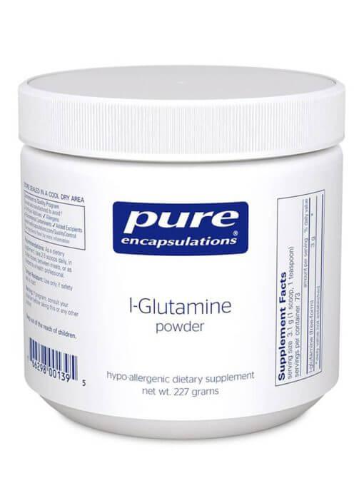 Pure Encapsulations Glutamine Powder