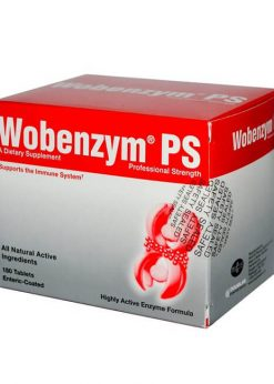 Wobenzym® PS by Douglas Laboratories