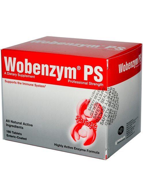 Wobenzym® PS by Douglas Laboratories