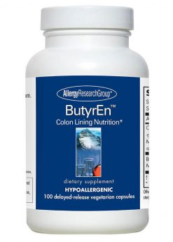 butyren colon lining nutrition allergy research group