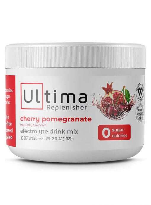 Cherry Pomegranate Canister