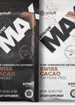 KETO OS Max 20 Pack Swiss Cacao