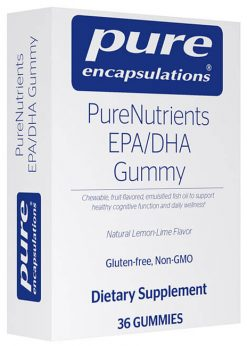 PureNutrients EPA/DHA Gummies