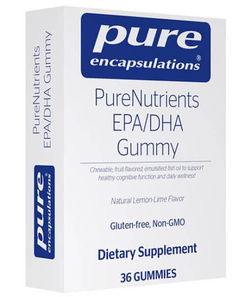 PureNutrients EPA/DHA Gummies