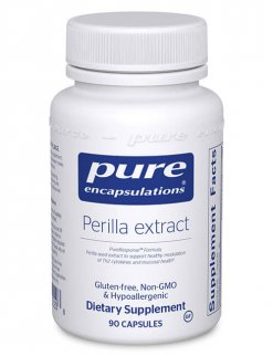 Perilla extract from Pure Encapsulations