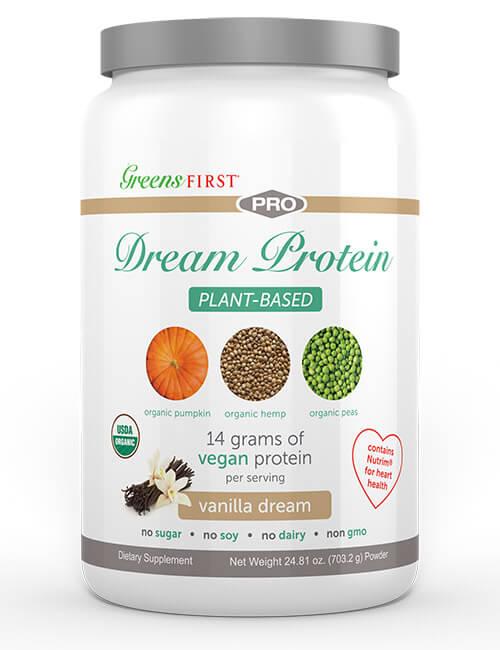Dream Protein VEGAN Vanilla