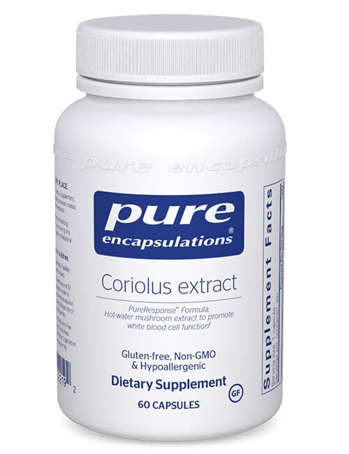 Coriolus Extract from pure Encapsulations