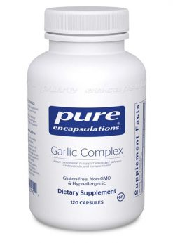 Garlic Complex by Pure Encapsulations