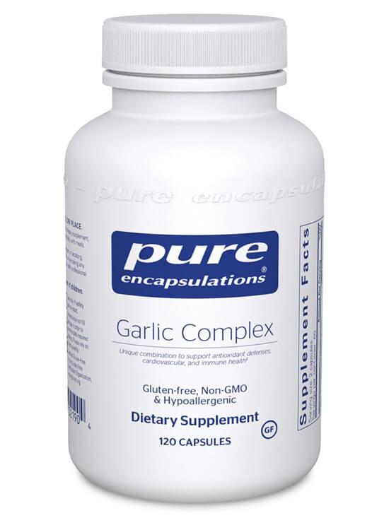 Garlic Complex by Pure Encapsulations