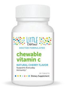CHEWABLE VITAMIN C Cherry Flavor