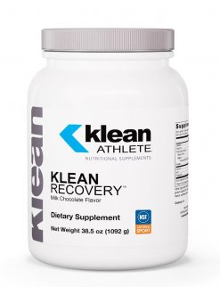 Klean Recovery 40.14 oz Milk Chocolate Flavor by Klean Athlete