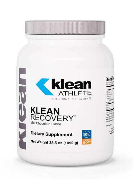 Klean Recovery 40.14 oz Milk Chocolate Flavor by Klean Athlete