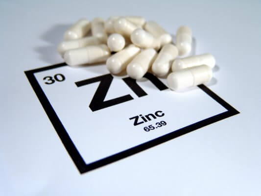 Coronovirus zinc