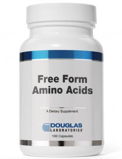 Free Form Amino Acids - Douglas Labs