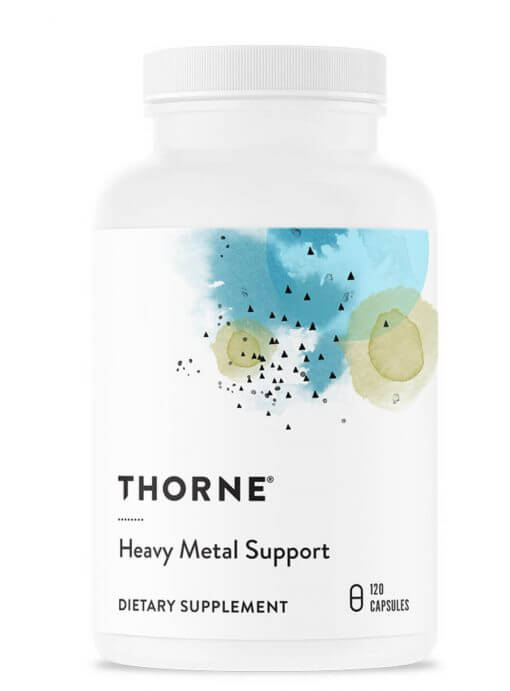 Heavy Metal Support
