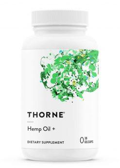 Hemp Oil+