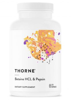 Betaine HCL/Pepsin