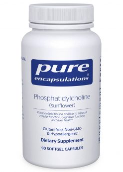 Phosphatidylcholine by Pure Encapsulations