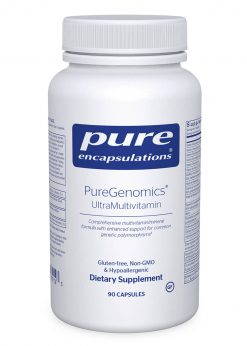 PureGenomics UltraMultivitamin by Pure Encapsulations
