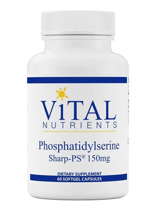Phosphatidylserine by Vital Nutrients