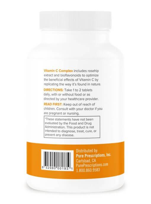 Vitamin C Complex by Pure Prescriptions