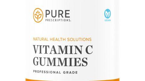 Vitamin C Gummies by Pure Prescriptions