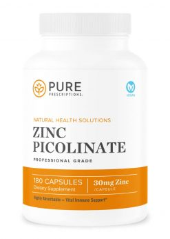 Zinc Picolinate by Pure prescriptions