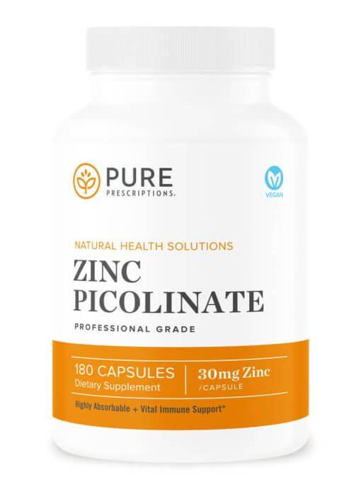 Zinc Picolinate by Pure prescriptions