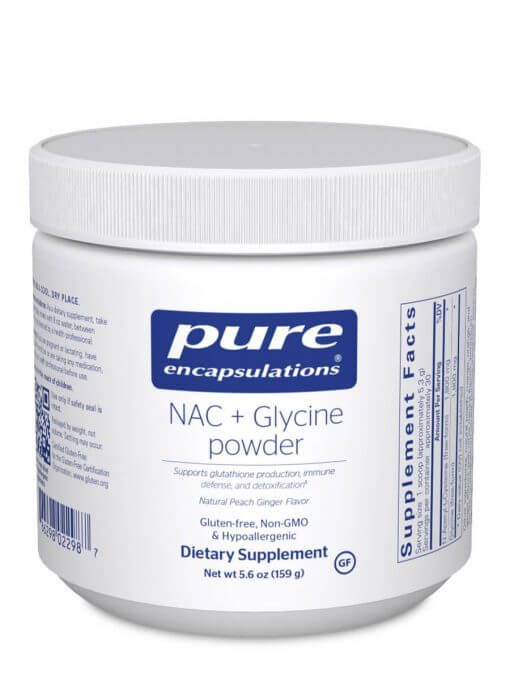 Nac Gycne Powder Pure Encapsulations