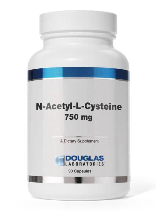 n acetyl L-Cysteine Douglas Labs