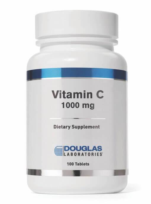 Vitamin C 100 mg Douglas Labs