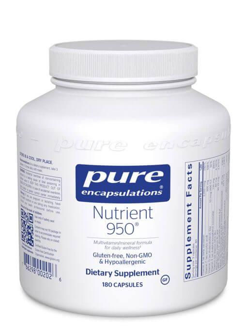 Nutrient 950 180 capsules