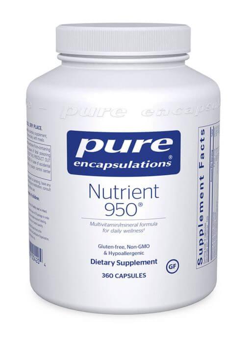 Nutrient 950 360 capsules