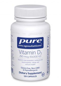 Vitamin D3 10,000iu