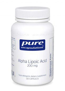 Alpha-Lipoic Acid 200mg