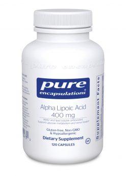 Alpha Lipoic Acid 400mg