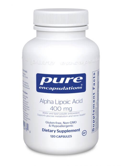 Alpha Lipoic Acid 400mg