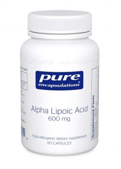 Alpha-Lipoic Acid 600mg