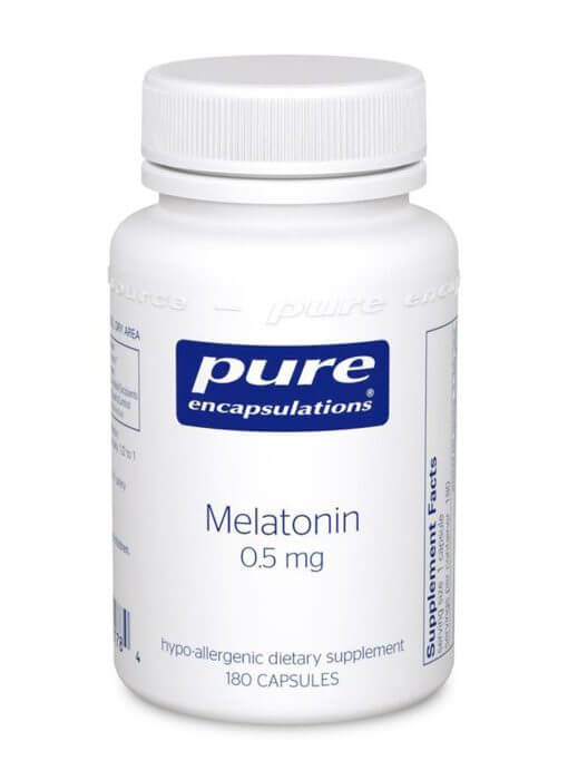 Melatonin 0.5 Mg