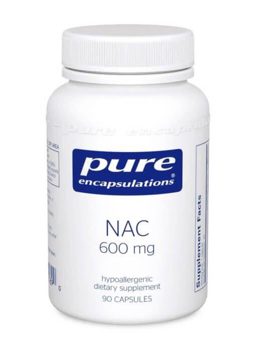 NAC (n-acetyl-l-cysteine) 600mg