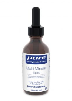 Multi-Mineral liquid by Pure Encapsulations