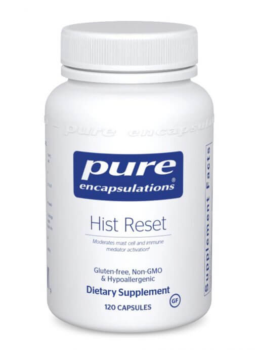 Hist Reset by Pure Encapsulations