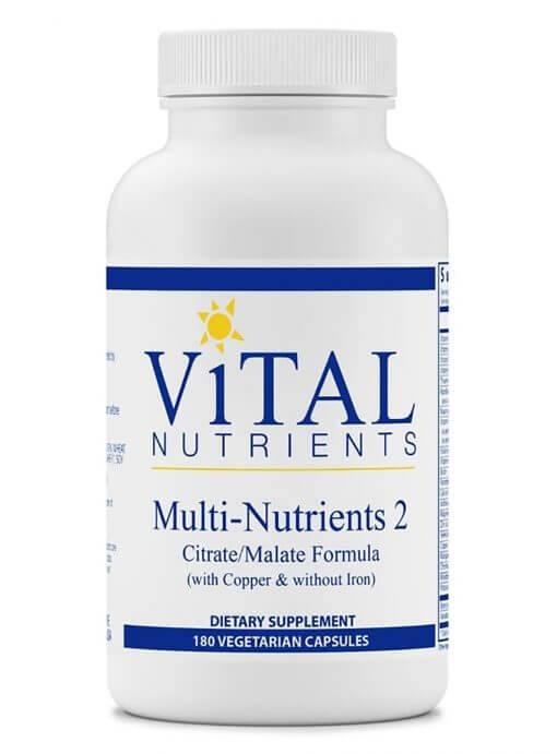 Multi-Nutrients 2 Citrate/Malate