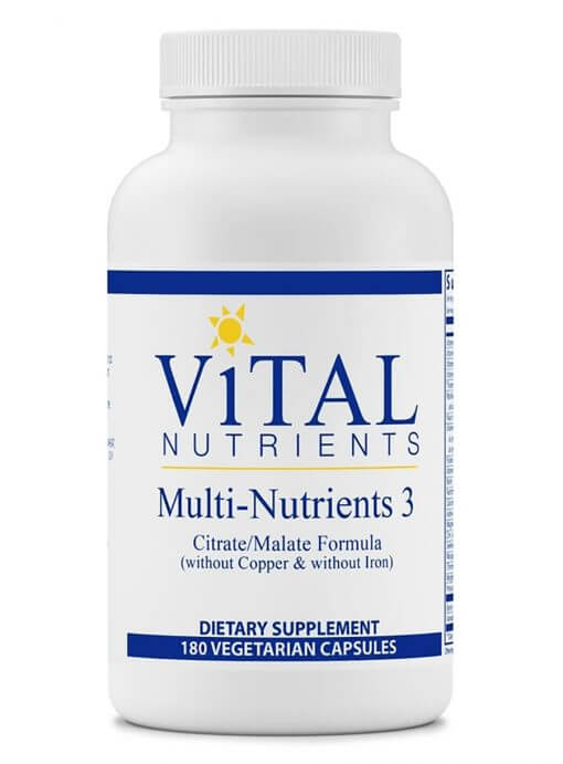 Multi-Nutrients 3 Citrate/Malate