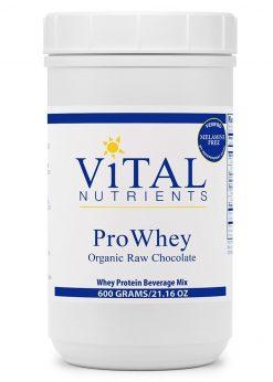 Whey Powder with Organic Raw Chocolate