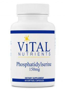 Phosphatidylserine 150mg