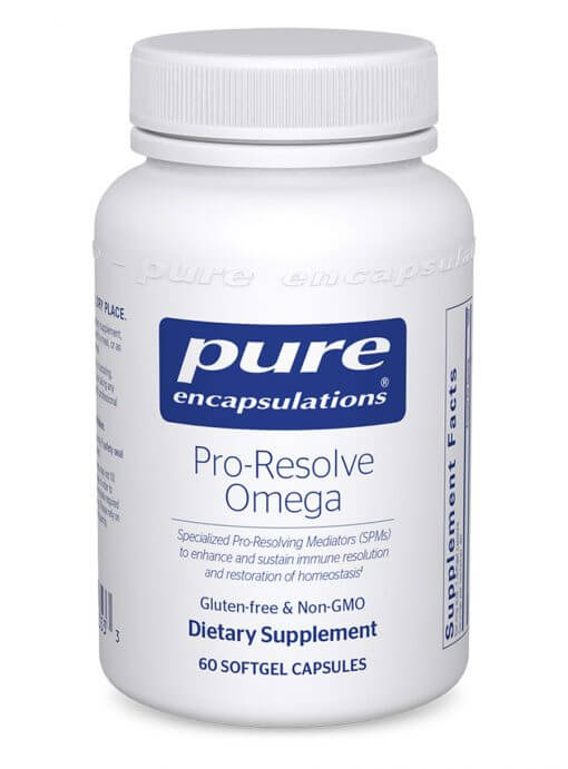 Pro-resolve OMEGA by Pure Encapsulations